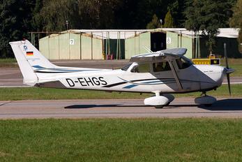 D-EHGS - Aero-Beta Flight Training Cessna 172 Skyhawk (all models except RG)