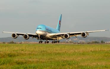 HL7622 - Korean Air Airbus A380
