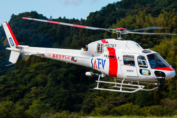 JA6707 - Toho Air Service Aerospatiale AS355 Ecureuil 2 / Twin Squirrel 2
