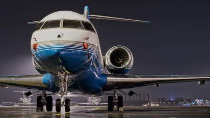 G-IDRO - Private Bombardier BD-700 Global 5000