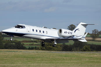 A6-CYS - Private Learjet 60XR