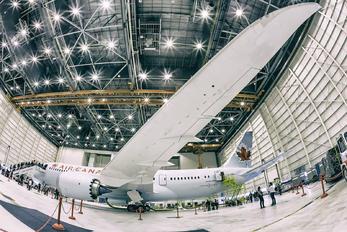 C-GHPV - Air Canada Boeing 787-8 Dreamliner