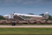 NC2072 - Private Lockheed 12 Electra Junior aircraft