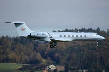 A9C-BRN - Bahrain Amiri Flight Gulfstream Aerospace G-V, G-V-SP, G500, G550