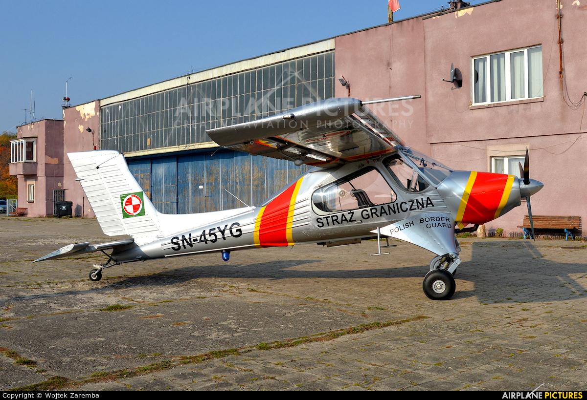 SN-45YG - Poland - Polish Border Guard PZL 104 Wilga 2000 at