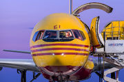 D-ALEI - DHL Cargo Boeing 757-200F aircraft