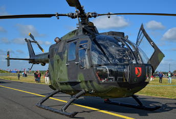 96+19 - Germany - Army MBB Bo-105M