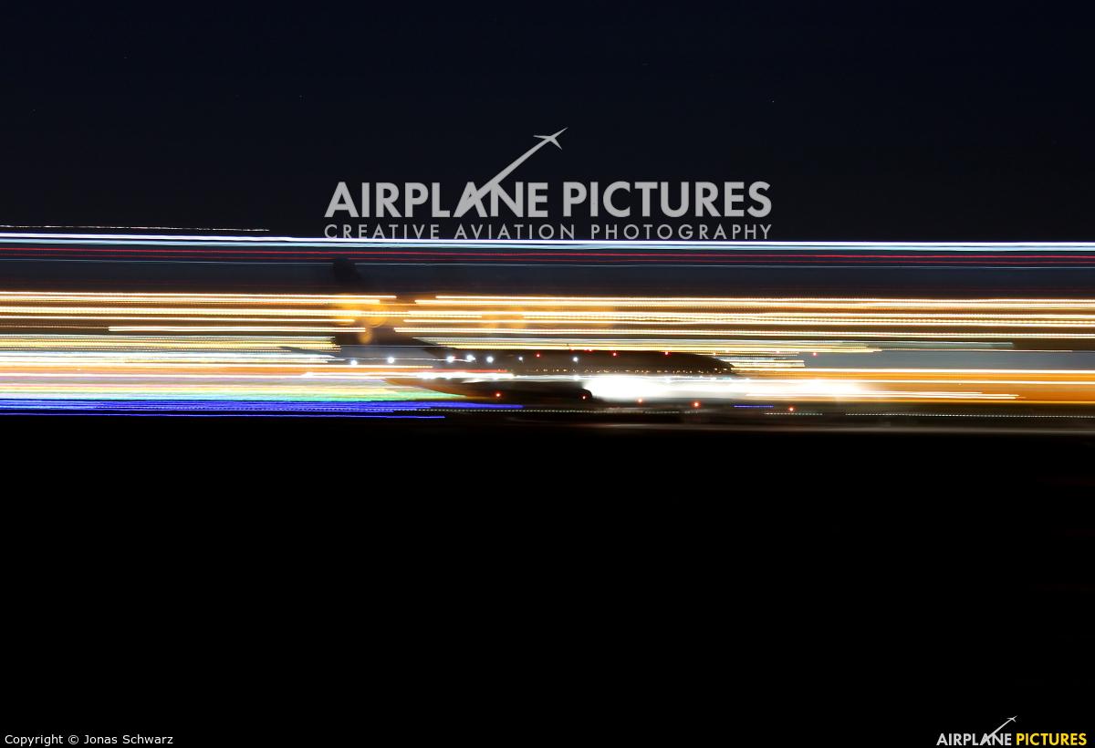 Lufthansa D-ABEE aircraft at Frankfurt