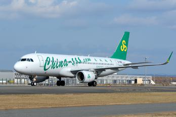 B-1896 - Spring Airlines Airbus A320