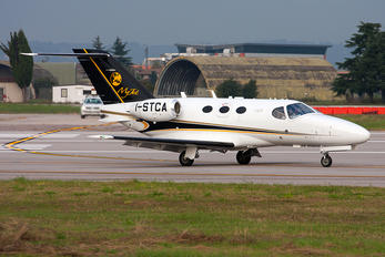 I-STCA - Private Cessna 510 Citation Mustang