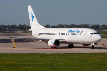 YR-BAS - Blue Air Boeing 737-400