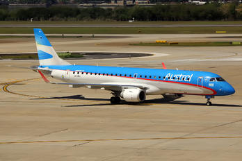 LV-CPJ - Austral Lineas Aereas Embraer ERJ-190 (190-100)