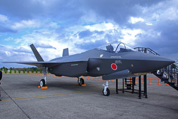 - - Japan - Air Self Defence Force Lockheed Martin F-35 Lightning II