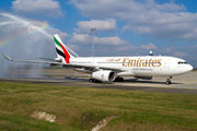 A6-EAK - Emirates Airlines Airbus A330-200 aircraft