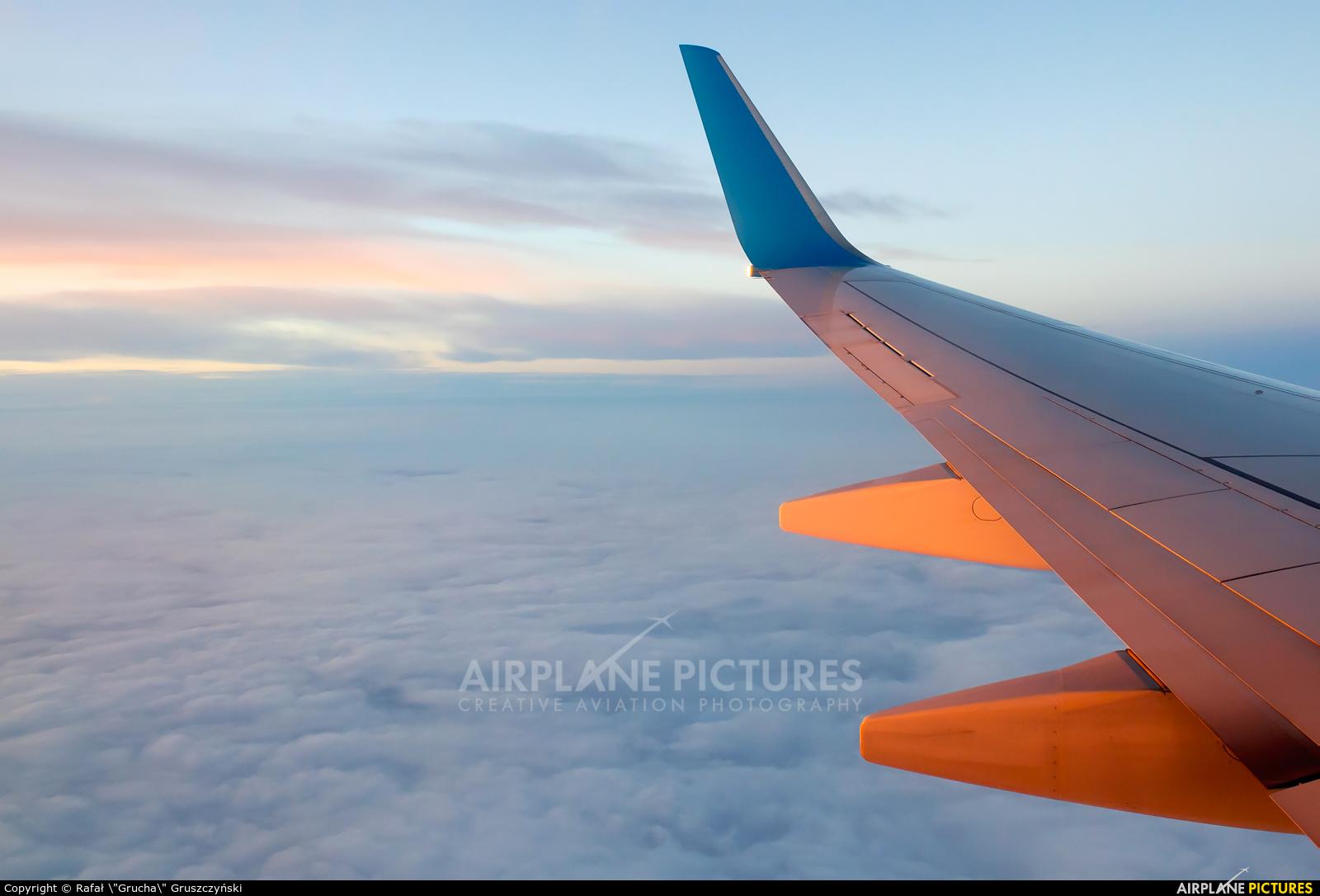 Enter Air SP-ENY aircraft at In Flight - Poland