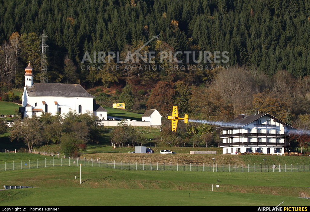 Breitling Devils N540XS aircraft at Off Airport - Austria