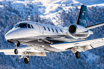 YU-BZM - Air Pink Cessna 560XL Citation XLS