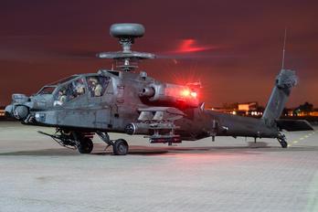 ZJ174 - British Army Westland Apache AH.1