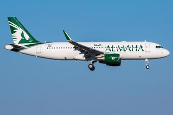 F-WWBV - Al Maha Airways Airbus A320