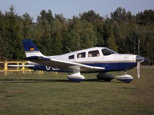 D-ELHC - Private Piper PA-28 Cherokee