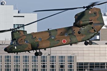 52968 - Japan - Ground Self Defense Force Kawasaki CH-47J Chinook