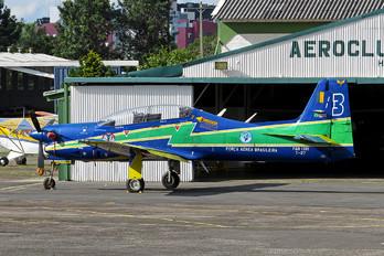 """FAB1381 - Brazil - Air Force """"Esquadrilha da Fumaça"""" Embraer EMB-312 Tucano T-27"""