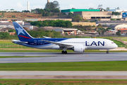 CC-BBF - LAN Airlines Boeing 787-8 Dreamliner aircraft