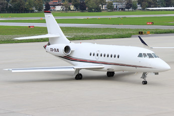 CS-DLB - NetJets Europe (Portugal) Dassault Falcon 2000 DX, EX