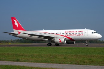 CN-NMG - Air Arabia Airbus A320