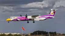 HS-DQB - Nok Air de Havilland Canada DHC-8-400Q / Bombardier Q400 aircraft