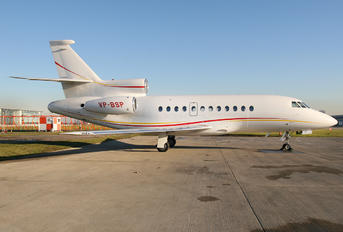 VP-BSP - Private Dassault Falcon 900 series