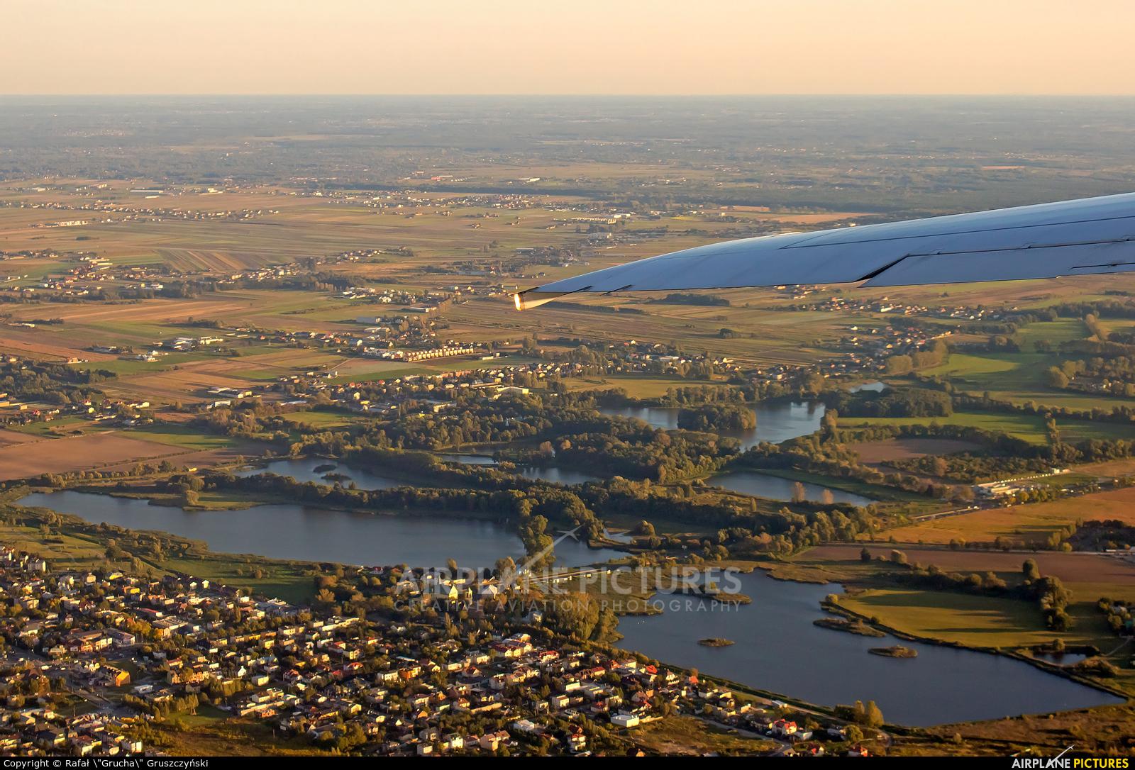 Enter Air SP-ENZ aircraft at In Flight - Poland