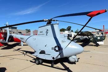 166821 - USA - Navy Northrop Grumman MQ-8B Fire Scout