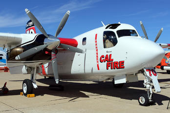 N427DF - California - Dept. of Forestry & Fire Protection Marsh Aviation S-2F3AT