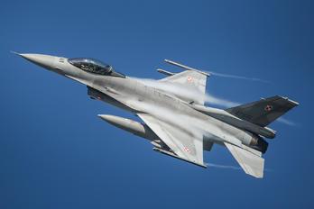 4065 - Poland - Air Force Lockheed Martin F-16C block 52+ Jastrząb