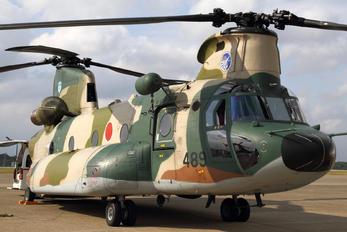 57-4489 - Japan - Air Self Defence Force Kawasaki CH-47J Chinook