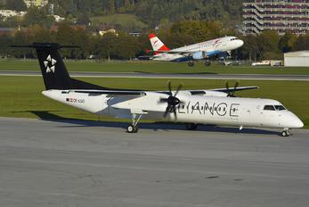 OE-LGO - Austrian Airlines/Arrows/Tyrolean de Havilland Canada DHC-8-400Q / Bombardier Q400