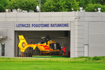 SP-HXE - Polish Medical Air Rescue - Lotnicze Pogotowie Ratunkowe Eurocopter EC135 (all models)