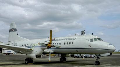 JA8610 - Japan Civil Avation Bureau NAMC YS-11