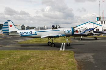 G-YAKI - Private Yakovlev Yak-52