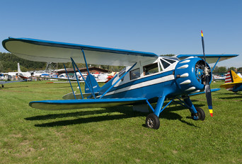 NC13408 - Private Waco Classic Aircraft Corp AGC-8