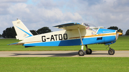 G-ATDO - Private Bolkow Bo.208 Junior