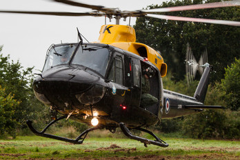 ZJ708 - Royal Air Force Bell 412EP Griffin HT.1