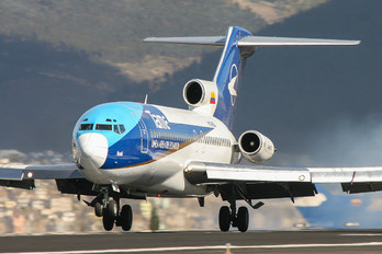 HC-BLE - TAME Boeing 727-100