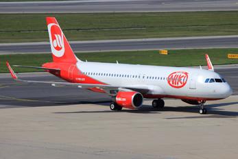 OE-LEY - Niki Airbus A320