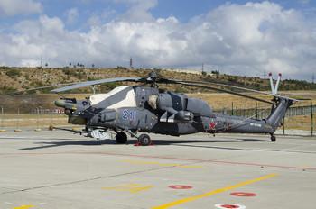 211 - Russia - Air Force Mil Mi-28