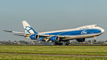 VQ-BRJ - Air Bridge Cargo Boeing 747-8F aircraft