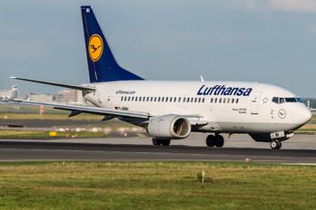 D-ABIH - Lufthansa Boeing 737-500
