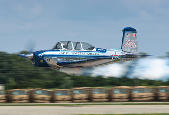 N134JC - Private Beechcraft T-34A Mentor