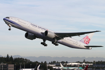 B-18051 - China Airlines Boeing 777-300ER